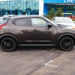 2013 Metallic Bronze Nissan Juke Sl Awd 86008116 Gtcarlot Com Car Color Galleries