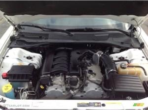 2006 Dodge Charger SE 35 Liter SOHC 24Valve V6 Engine