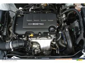2011 Chevrolet Cruze ECO Engine Photos | GTCarLot
