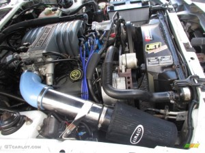 1992 Lincoln Mark VII LSC Engine Photos | GTCarLot