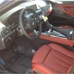 2014 Bmw 6 Series 650i Gran Coupe Interior Color Photos Gtcarlot Com