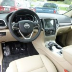 Black Light Frost Beige Interior 2015 Jeep Grand Cherokee Limited 4x4 Photo 97353594 Gtcarlot Com