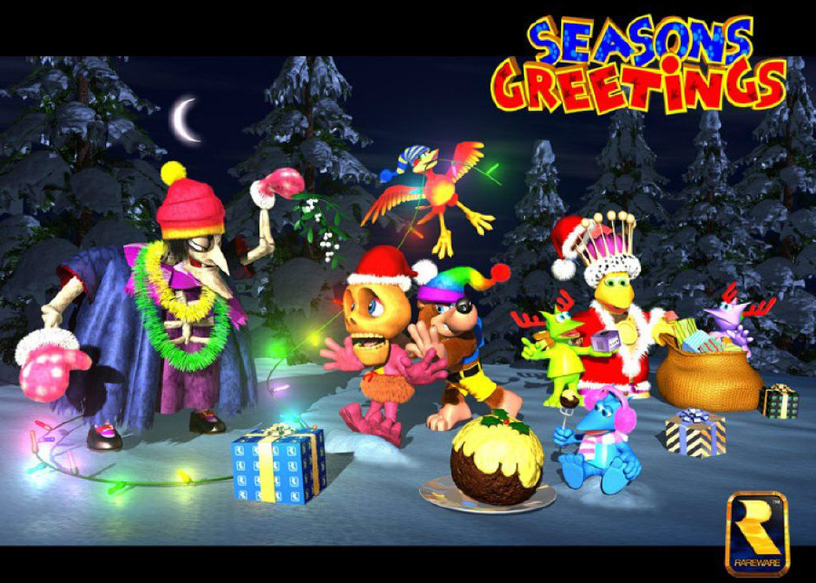Top 10 Christmas Video Games   A List of 10 Games Perfect for the     Ah  the holidays  No matter what you believe  you usually get some time  away from work to reconnect with the family  light some candles  and  probably eat