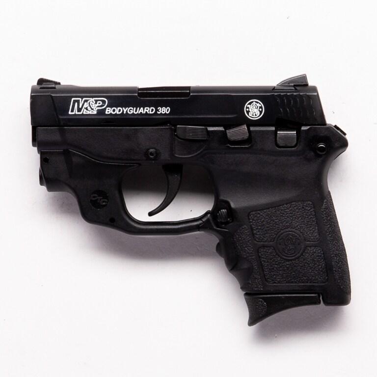 Smith & Wesson M&p Bodyguard 380 Crimson Trace Green ...