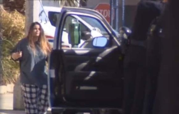 Video of Long Beach officers shooting woman waving fake ...