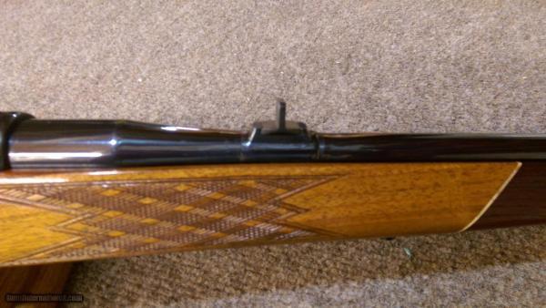Waffen Frankonia custom Mauser 98 243 Winchester