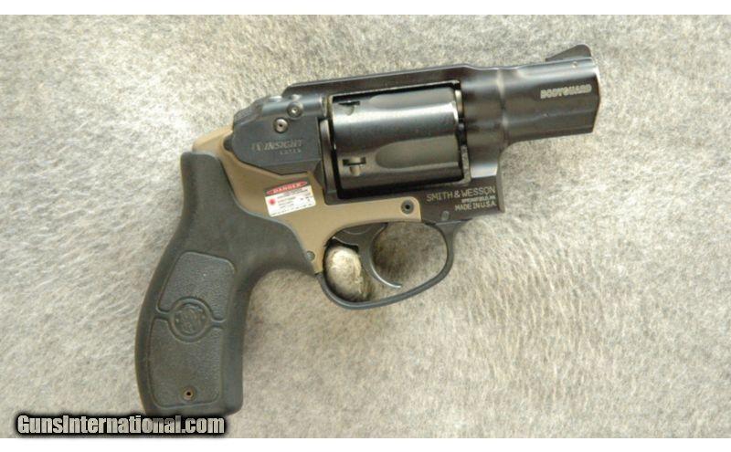Smith & Wesson Bodyguard Revolver .38 Special