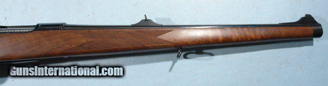 30 Stocks 06 Long Custom Rifle Mannlicher Style