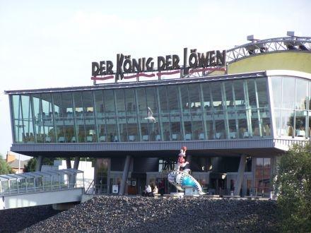 Wo in Hamburg vor dem K246nig der L246wen Musical essen