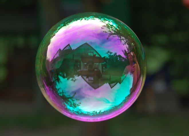 Bilder In Seifenblasen Programm