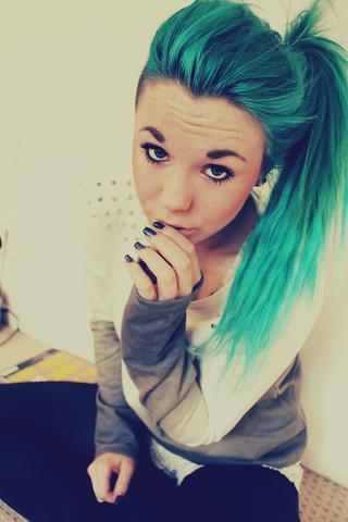 bunte haare beraten bitte farbe haarfarbe tönen