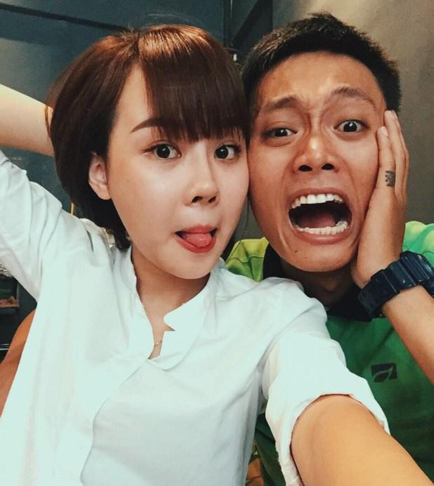 """Loạt ảnh siêu lầy lội vợ chồng Nhật Anh Trắng: Yêu """"thánh chế"""" nên thế là quá bình thường!"""