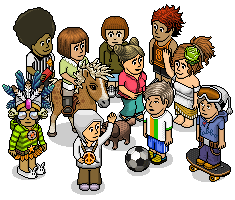 The Habbo Council | Behind the Pixels
