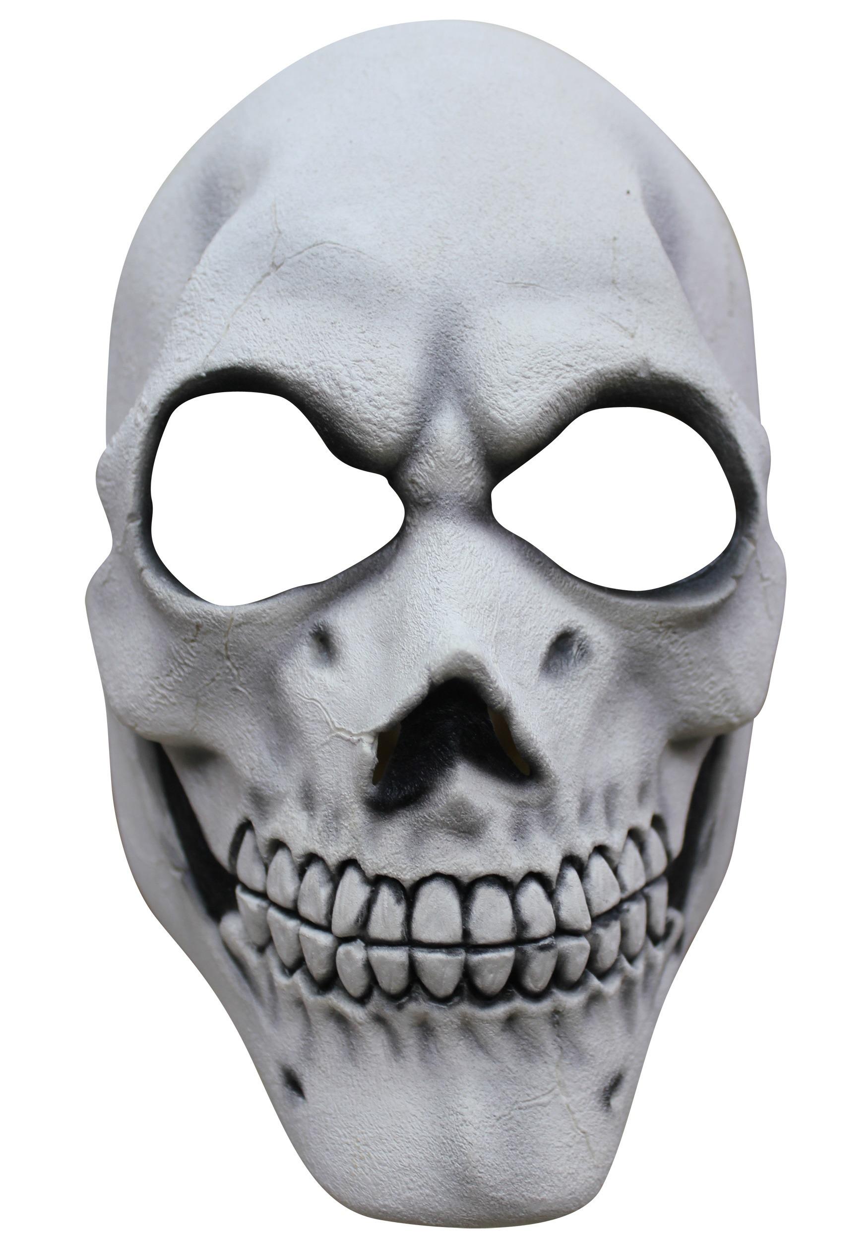 Adult Simple Skull Mask