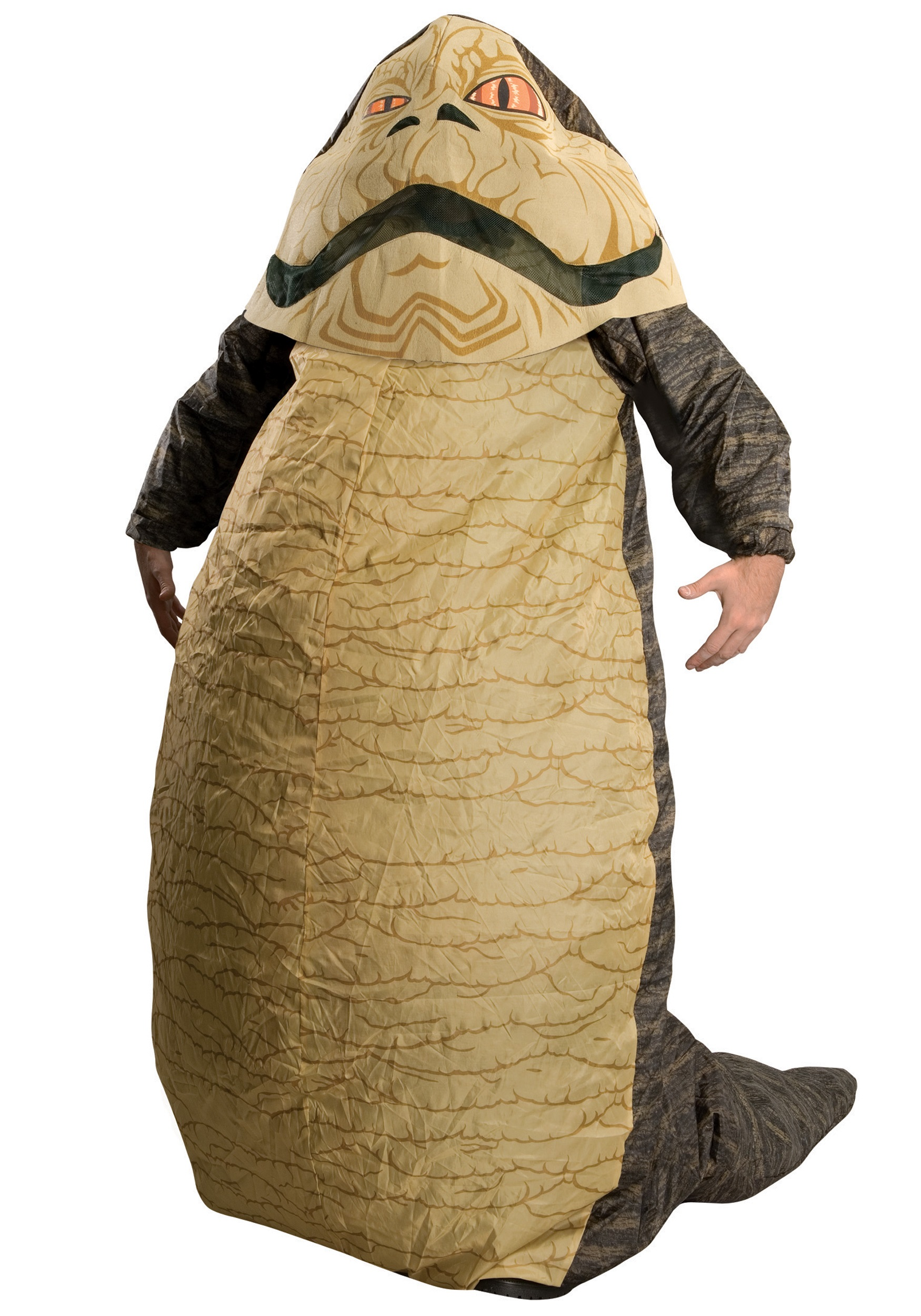 Jabba costume  sc 1 st  Cavalcade of Awesome : jar jar binks halloween costume  - Germanpascual.Com