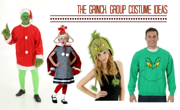 The Grinch Makeup Tutorial A Christmas Diy Halloween Costumes Blog  sc 1 st  Cartoonview.co & Grinch Halloween Costume Diy | Cartoonview.co
