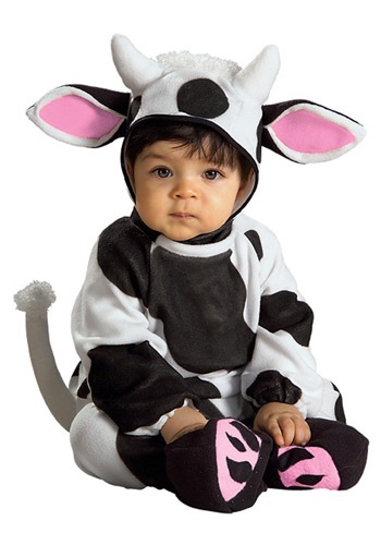 Infant Cow Costume - Baby Cow Halloween Costumes