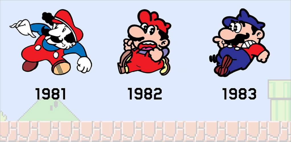 Super Sprites Mario Bros 1985