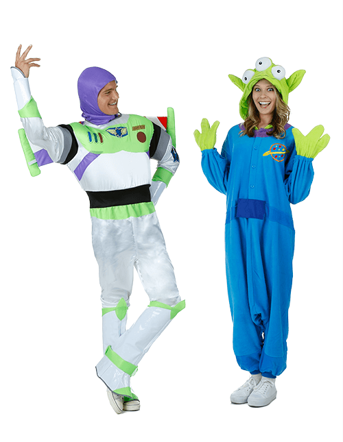 sc 1 st  Picture Lights & Toy Story Character Costumes For Adults