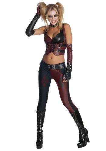 Arkham City Harley Quinn Costume - $64.99