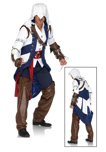 Assassin's Creed Connor Costume - $179.99