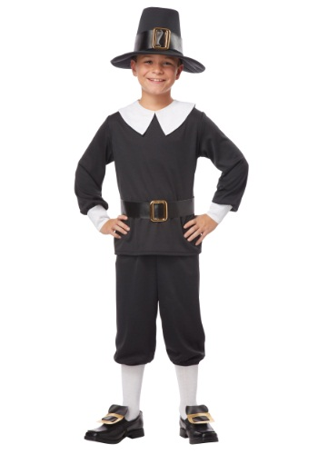 Pilgrim costumes for boys