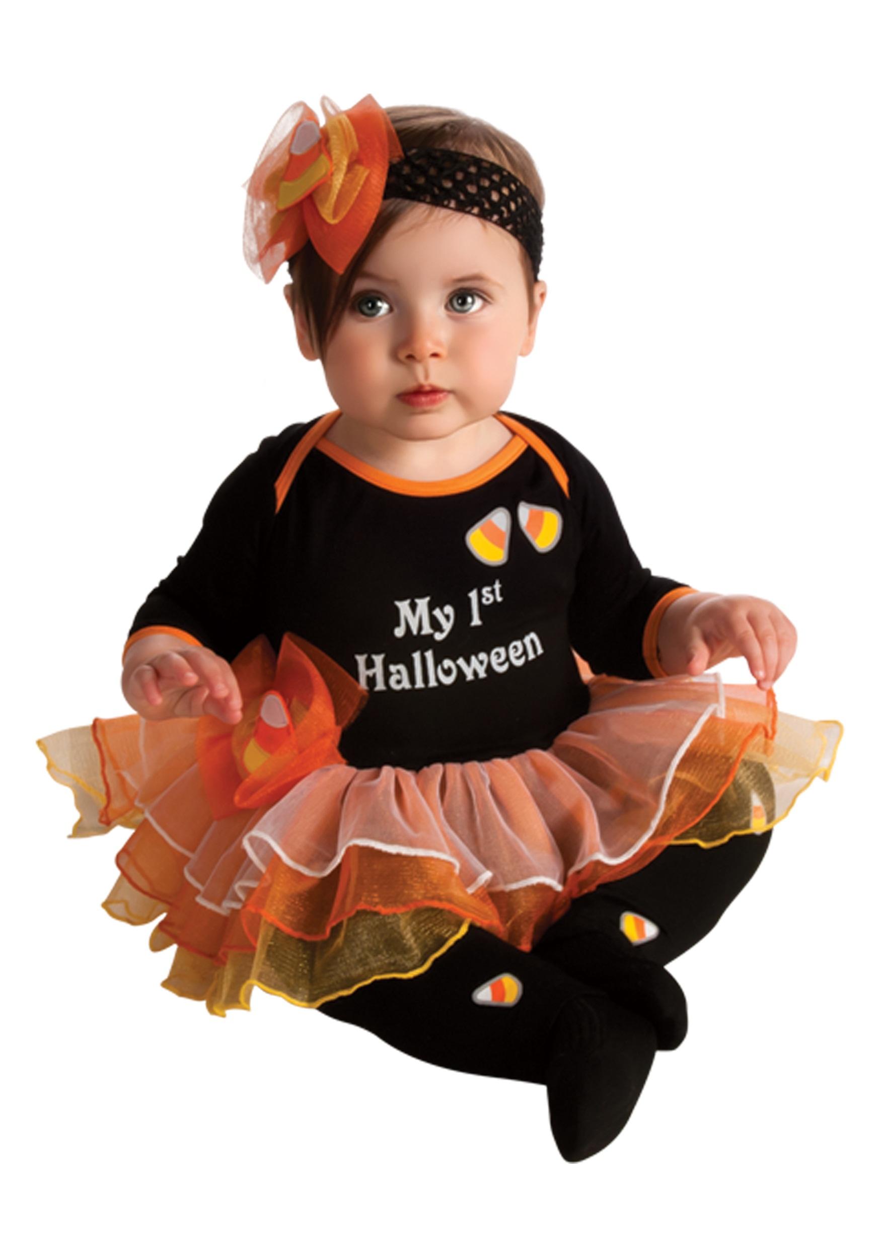 Infant My First Halloween Onesie Costume