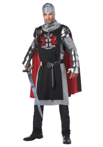 Men's Medieval Knight Costume
