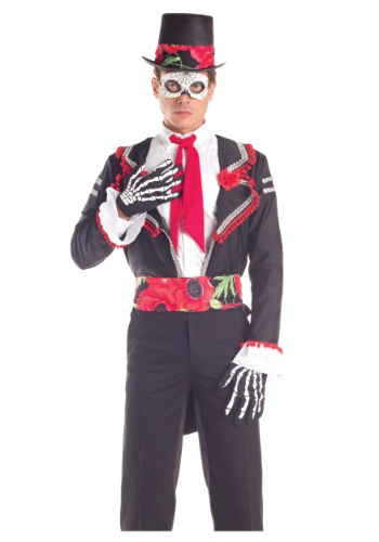 Adult Day of the Dead Costume