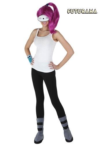 Leela Futurama costume