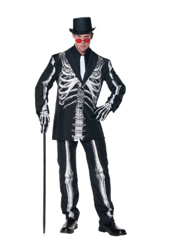 Bone Daddy Skeleton Suit