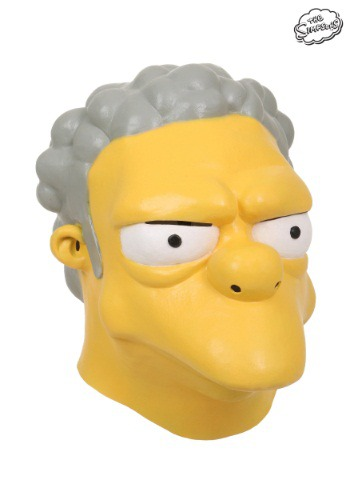The Simpsons Moe Szyslak Mask - $34.99