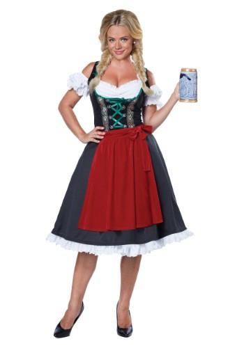 Women's Oktoberfest Fraulein Costume