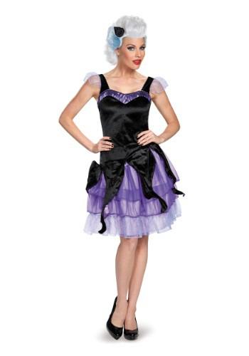 Womens Deluxe Ursula Costume