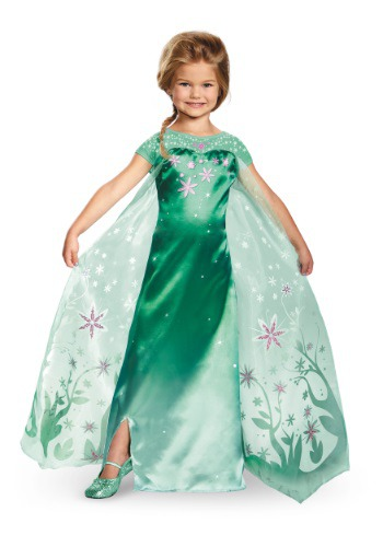 frozen fever costume elsa