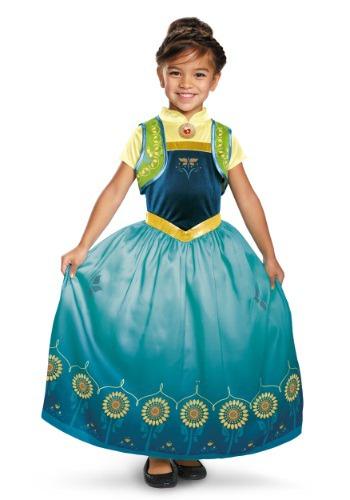 frozen fever costume anna