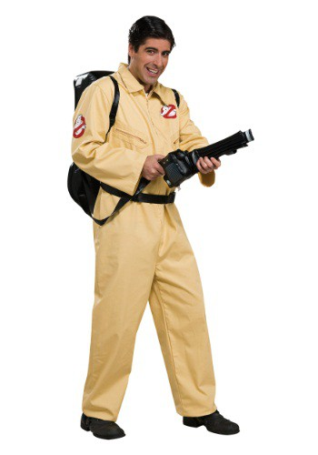 Adult Deluxe Ghostbusters Costume - $49.99