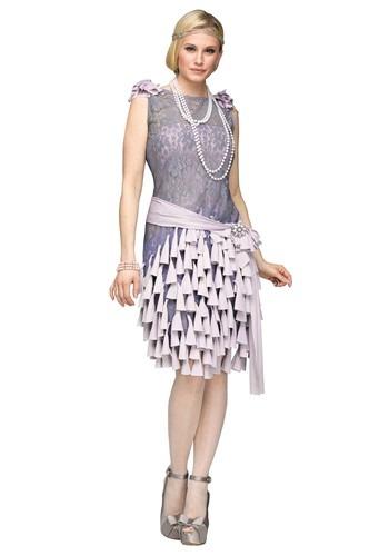 Daisy Buchanan Gatsby Dress 1920