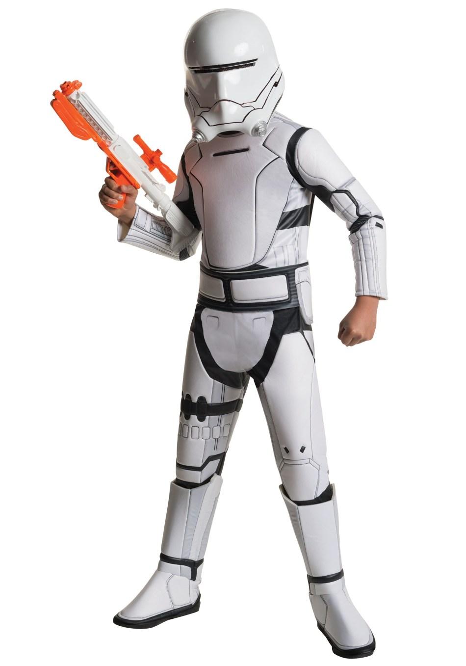 star wars child costume boys flametrooper costume