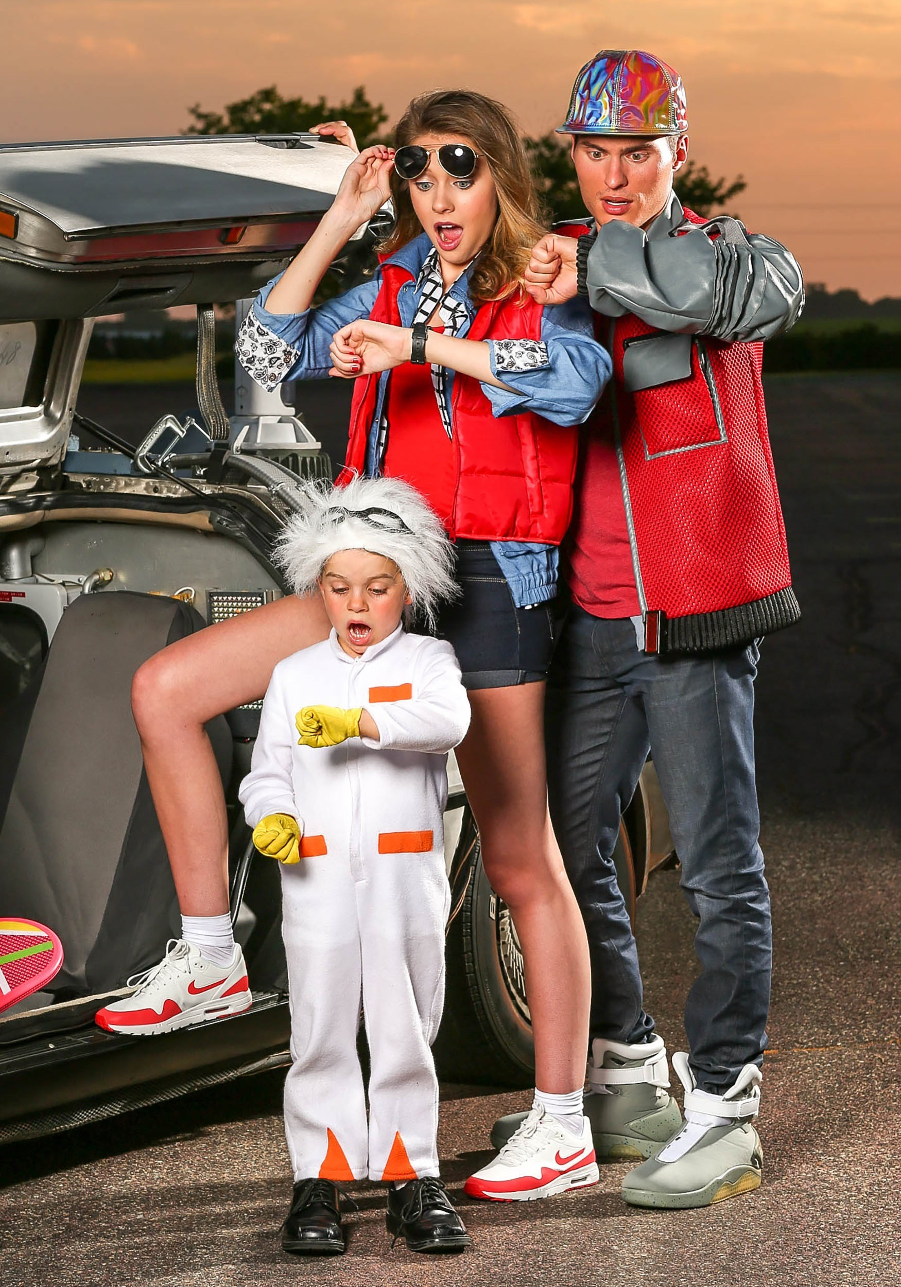 Women S Marty Mcfly Costume
