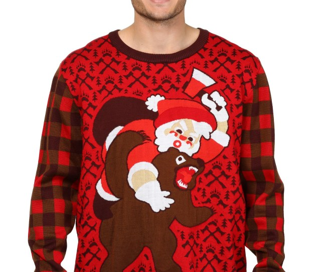 Bear Christmas Sweater