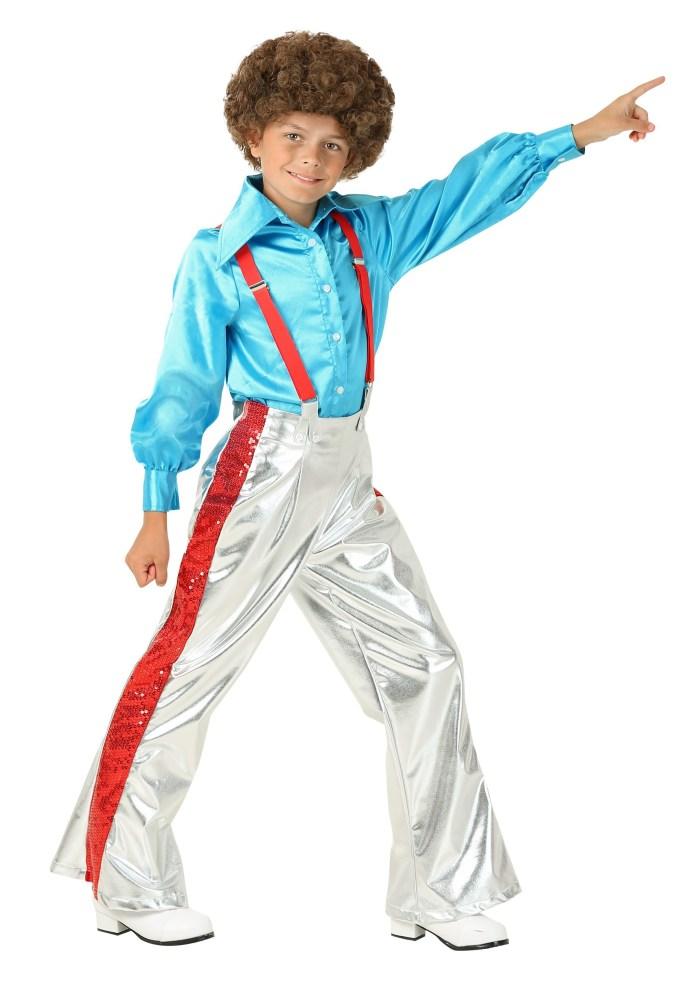 Funky Disco Boys Costume