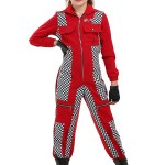 Racer Jumpsuit Costume For Girls Exclusive Made By Us
