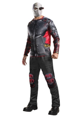 Deluxe Suicide Squad Deadshot Costume - $59.99