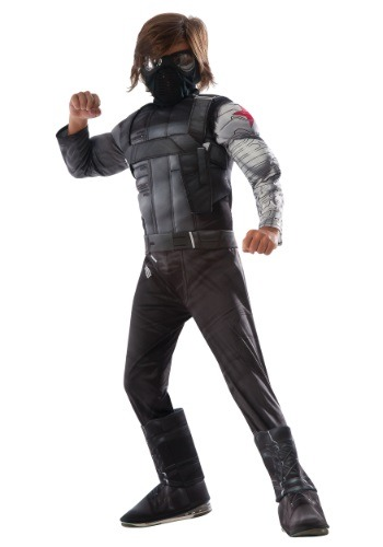Boys Civil War Winter Soldier Deluxe Costume - $39.99