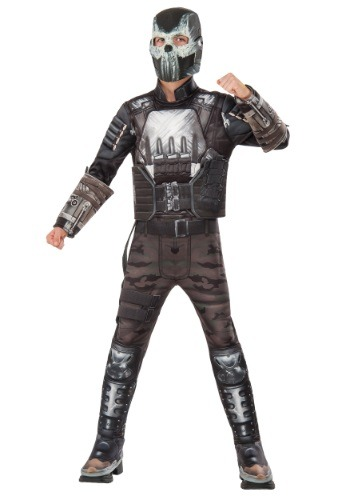 Boys Civil War Crossbones Deluxe Costume - $39.99