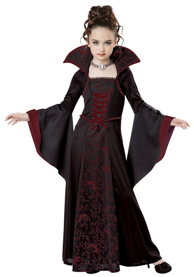 kids vampire costumes - vampire halloween costumes