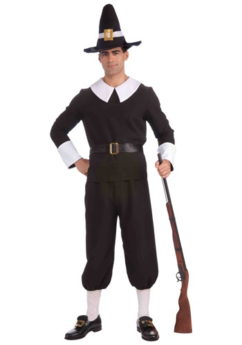 Men's Pilgrim costumes