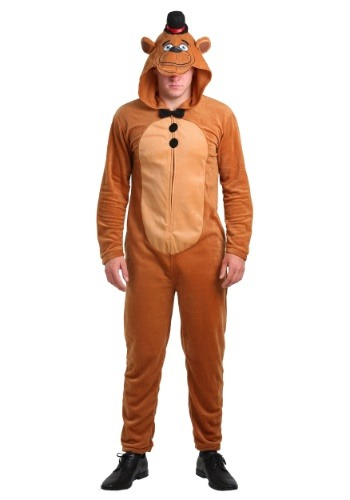 Mens Five Nights at Freddys Union Suit