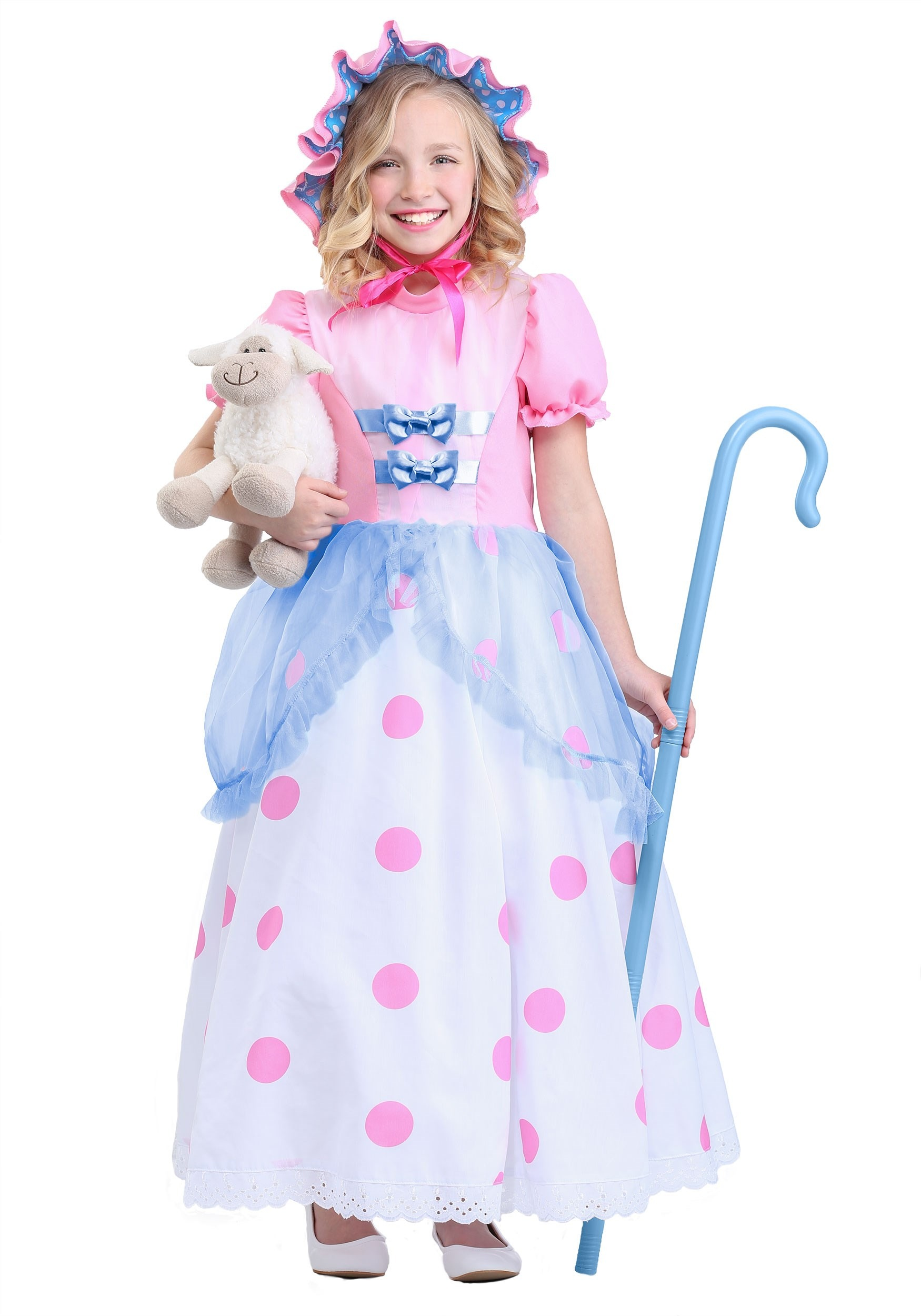 Little Bo Peep Costume For Girls